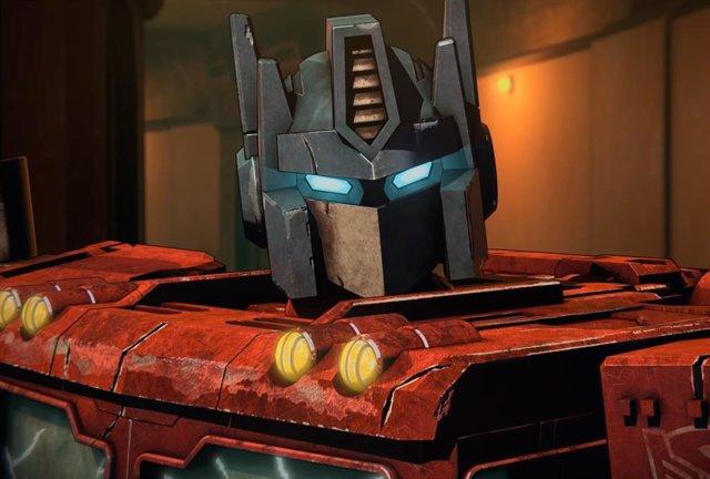 Optimus Prime en Transformers: War for Cybertron