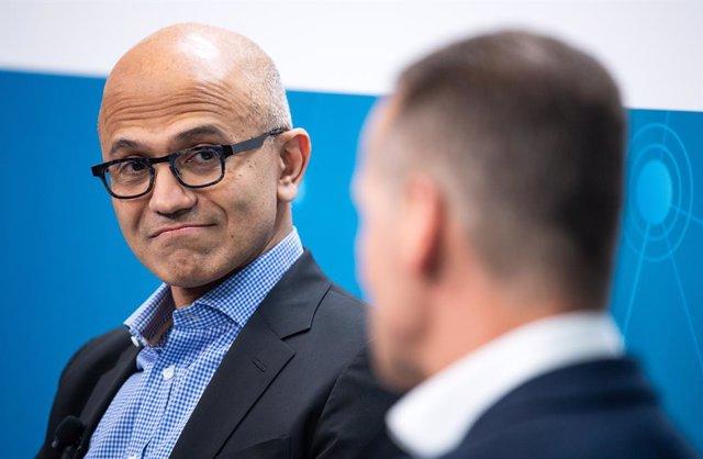 """EEUU.- Microsoft gana un 22% más entre enero y marzo, con un impacto """"mínimo"""" de"""