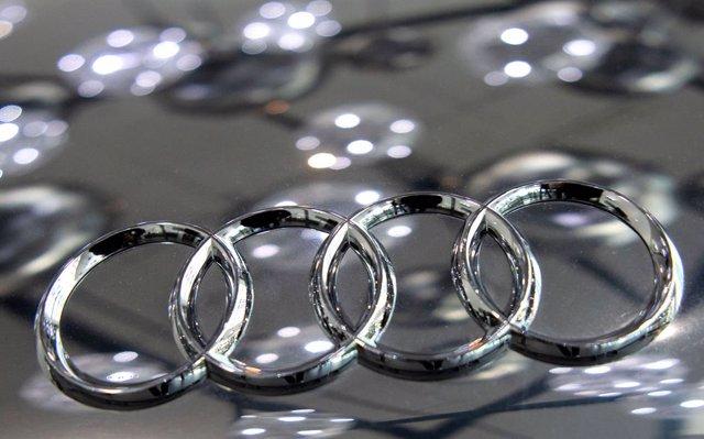 Logo de Audi.