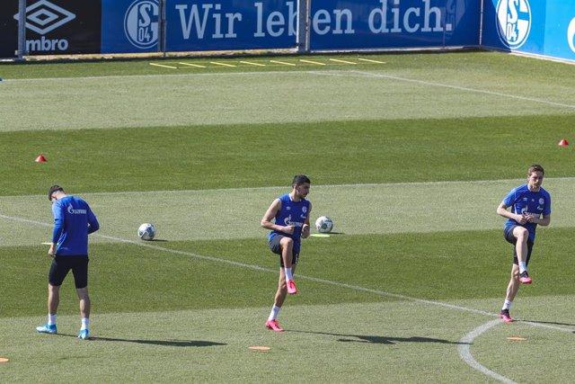 Fútbol.- El Gobierno alemán no tiene previsto decidir nada sobre el reinicio de