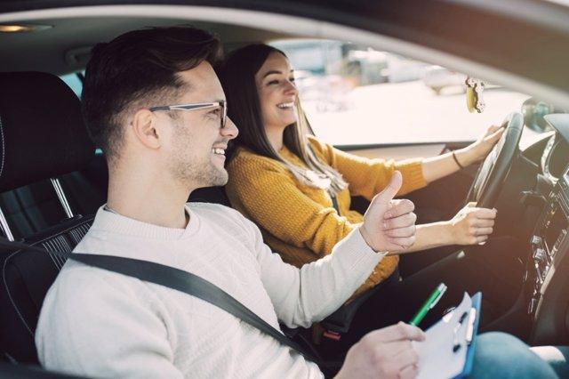 Guía para aprobar el carnet de conducir