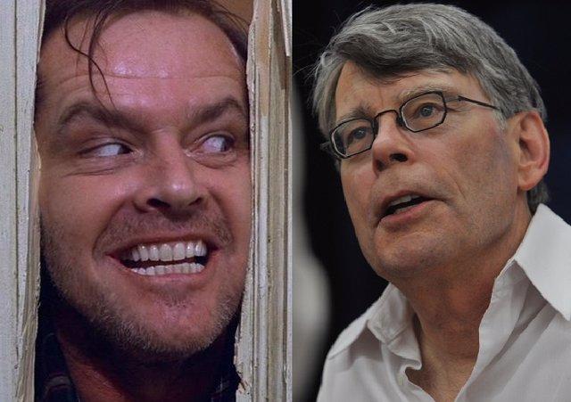 Stephen King dice que se siente como dentro de El Resplandor