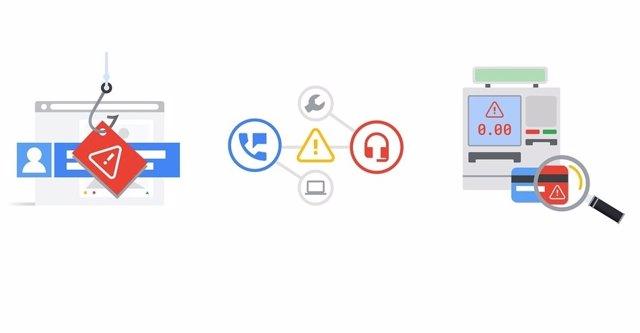 Google eliminó 27.000 millones de anuncios maliciosos durante 2019