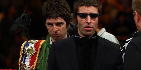5. Noel Gallagher publica una canción inédita de Oasis que encontró ordenando cajas en casa