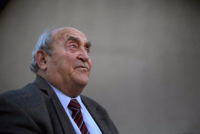 Denis Goldberg, activista sudafricano contra el apartheid