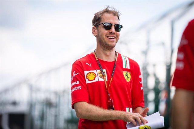"""Fórmula 1.- Vettel: """"Sea mejor o peor para Ferrari, hay que hacer lo correcto pa"""