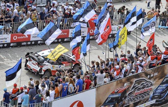 """Rally.- El Rally de Portugal se cancela definitivamente por """"la situación impred"""