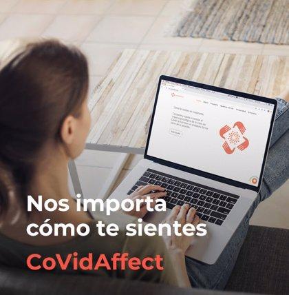 El proyecto CoVidAffect pide participación ciudadana para crear un mapa nacional del impacto psicológico del Covid-19