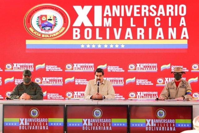 Discurso público de Nicolás Maduro