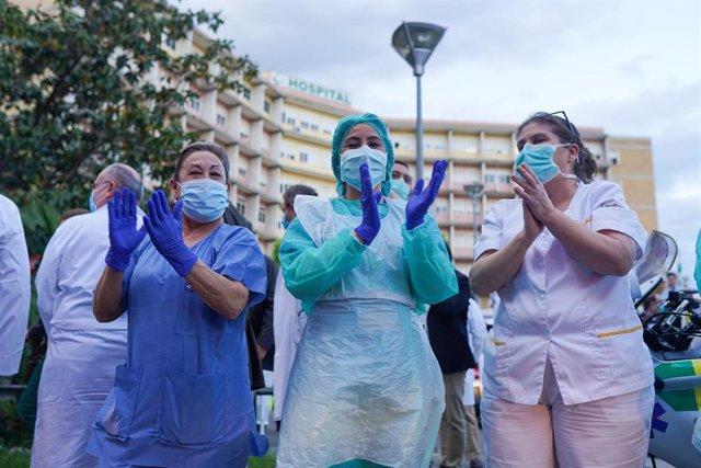 Personal sanitario de Sevilla