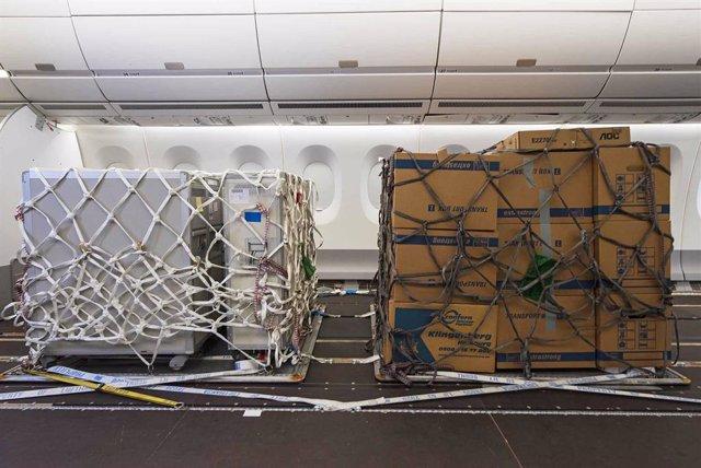 Modificación de las cabinas para carga.