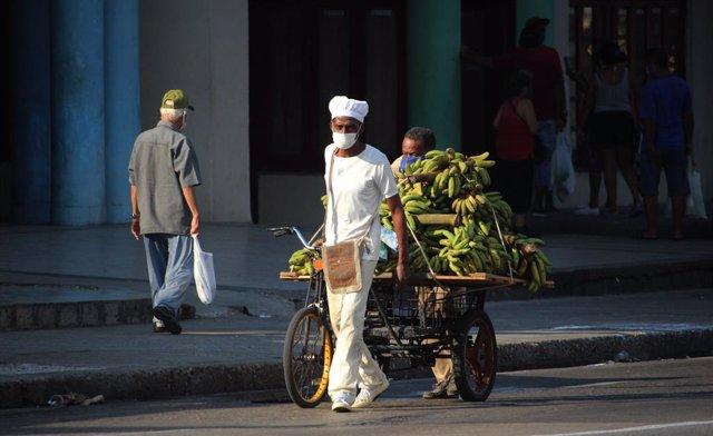 Coronavirus.- Expertos de la ONU urgen a EEUU a retirar el bloqueo sobre Cuba pa