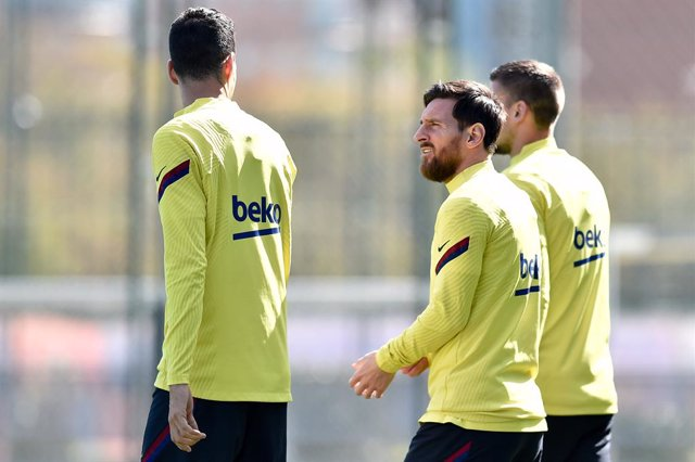 Fútbol.- Los futbolistas se entrenarán de forma individual y no habrá test masiv