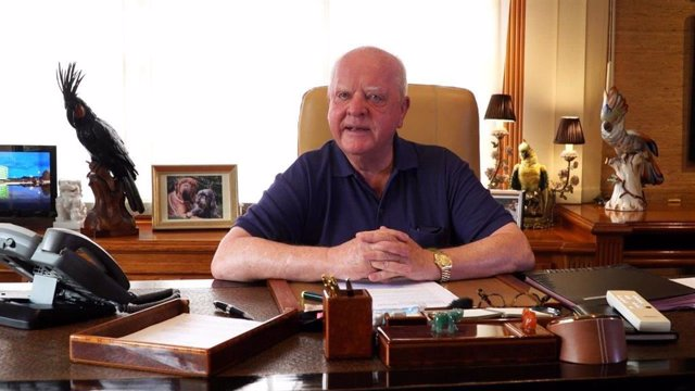 COMUNICADO: El presidente de la Compañía Loro Parque lanza un mensaje de tranqui