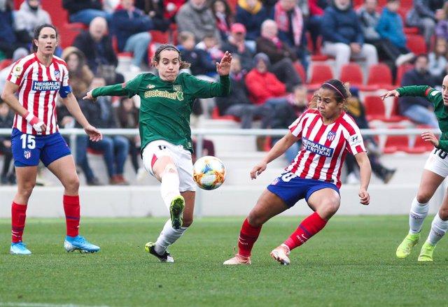 Fútbol.- Marta Unzué se desvincula del Barça y firmará con el Athletic hasta 202