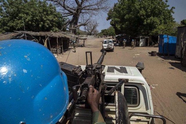 R.Centroafricana.- Mueren 25 personas en enfrentamientos entre grupos armados ri