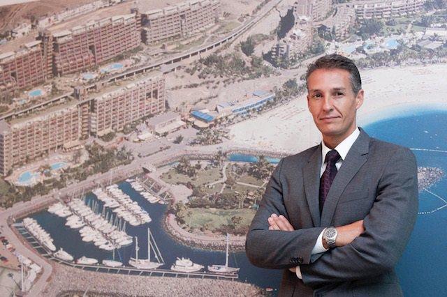 El director general de Anfi, José Luis Trujillo