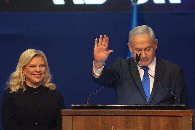 Israel.- El fiscal general dice que no hay obstáculos legales para que Netanyahu