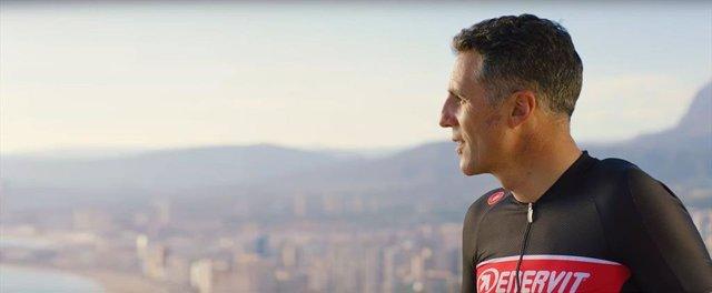 Miguel Indurain, pentacampeón del Tour de Francia y embajador de Enervit Sport