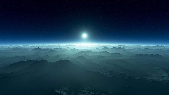Estrellas muertas pueden dar pistas sobre la vida en el cosmos