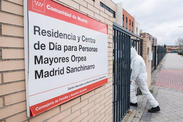 Residencia y Centro de Día ORPEA Madrid Sanchinarro