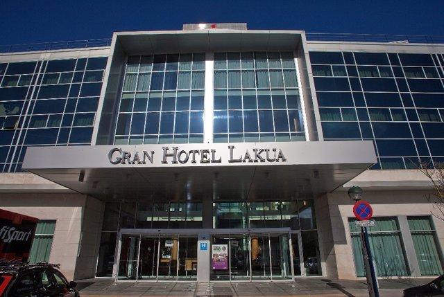Gran Hotel Lakua de Vitoria