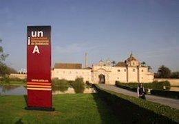 Imagen de la sede de la Universidad Internacional de Andalucía (UNIA).