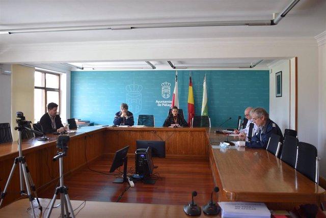 Pleno del Ayuntamiento de Piélagos