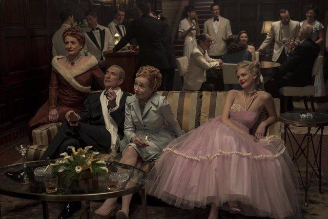 Imagen de Hollywood, la nueva serie de Ryan Murphy en Netflix