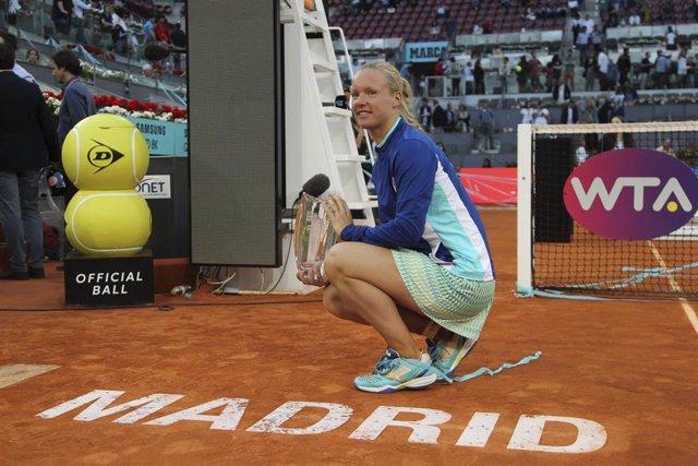 Tenis.- Andy Murray y Kiki Bertens conquistan el Mutua Madrid Open Virtual Pro