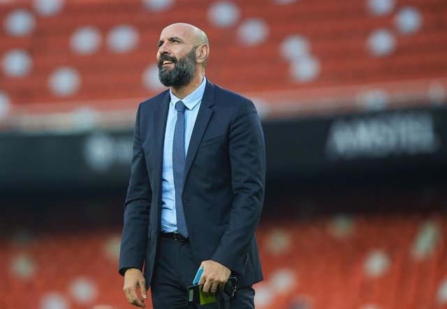 Ramon Rodríguez, Monchi, director deportivo del Sevilla FC