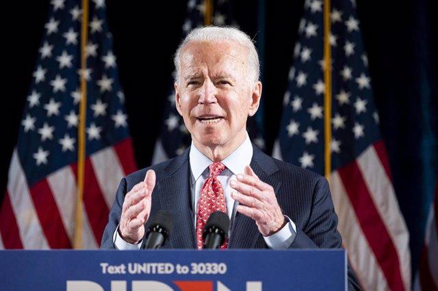 EEUU.- Biden hablará este viernes por primera vez sobre su supuesta agresión sex
