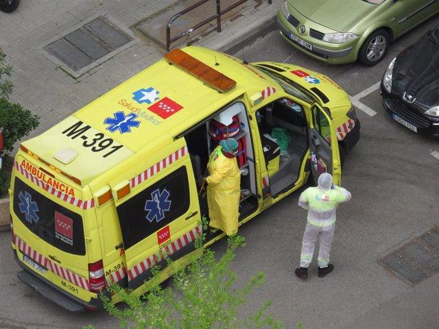 AV.- Coronavirus.- Las muertes por coronavirus en España registran un leve aumen