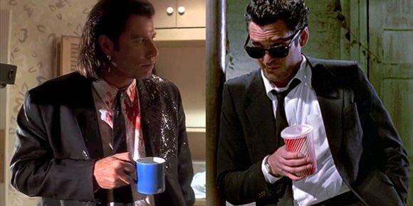 3. Los Hermanos Vega de Tarantino, el crossover entre Pulp Fiction y Reservoir Dogs