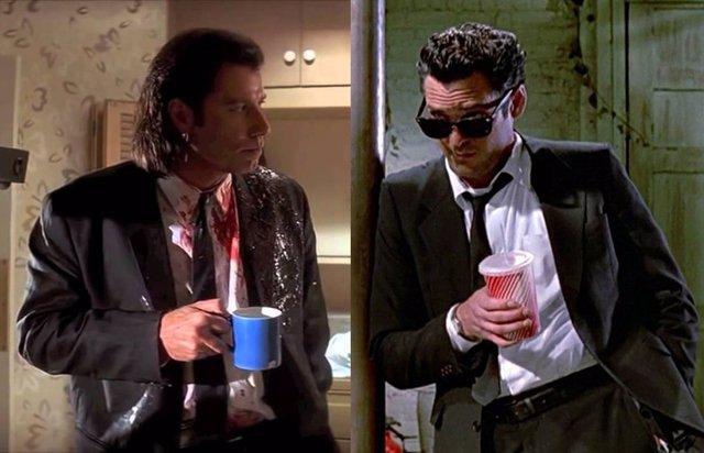 Pulp Fiction y Reservoir Dogs