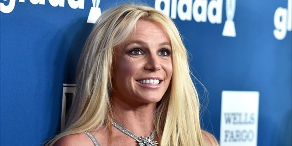 4. Britney Spears quemó por accidente el gimnasio de su casa