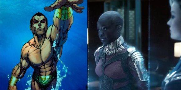 1. Confirmado: Atlantis ya existe en el Universo Cinematográfico Marvel