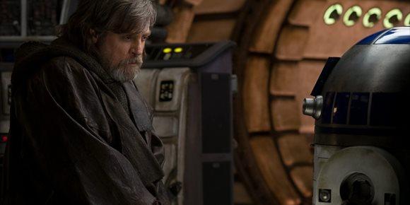 1. El tremendo agujero de guión en Star Wars que ni Luke Skywalker puede explicar