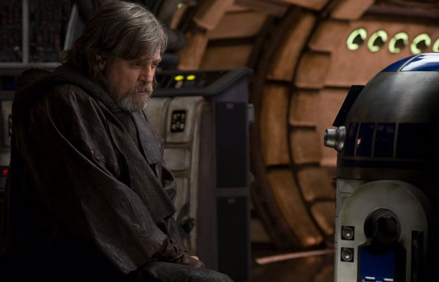 Mark Hamill es Luke Skywalker en Star Wars