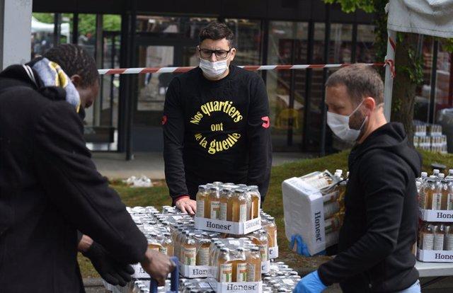 Coronavirus.- Francia rebaja la cifra diaria de muertes a 218 y supera las 130.0
