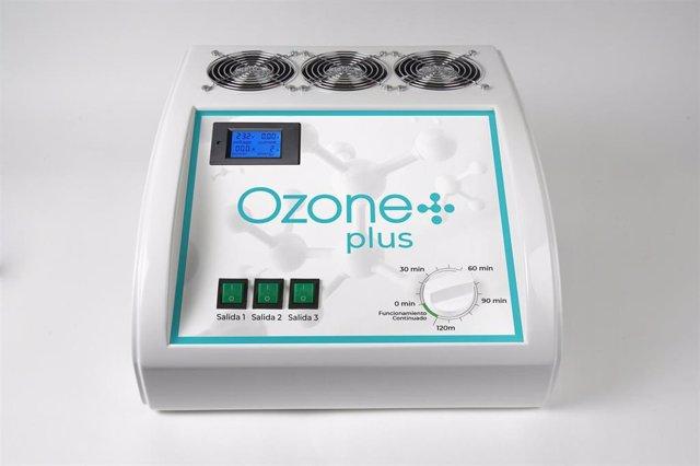 Aparato creado por Ozoneplus