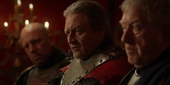 8. Muere el actor de Juego de tronos B.J. Hogg a los 65 años