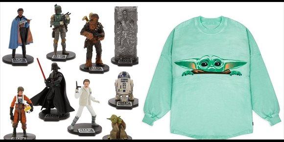 1. Los mejores regalos para celebrar el Star Wars Day y los 40 años de El imperio contraataca