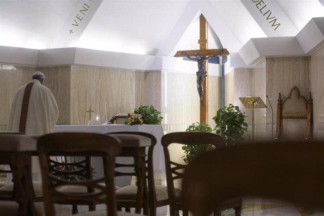 El Papa en la Misa de Santa Marta