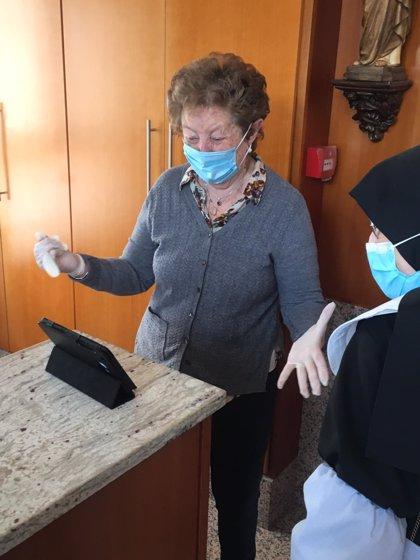 Empresas y particulares donan más de 700 tablets a las residencias aragonesas