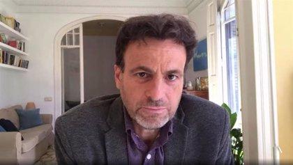"""Jaume Asens acusa a Torra de """"instrumentalizar los muertos como PP y Vox"""": """"Es un tiro al pie del soberanismo"""""""