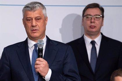 El Constitucional de Kosovo bloquea al presidente Thaci al paralizar la formación de un nuevo gobierno