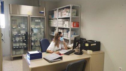 La Farmacia del Hospital Universitario Torrecárdenas de Almería realiza más de 1.000 envíos de medicación a domicilio