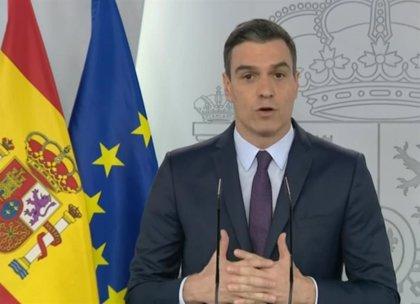 Sánchez adelanta que el Gobierno desbloqueará otros 20.000 millones de avales del ICO para empresas