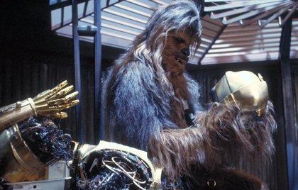 Muere el otro Chewbacca de Star Wars, Robert McNamara, a los 60 años